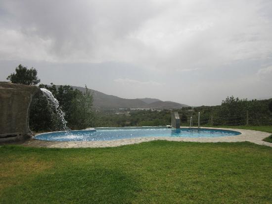 Hotel Rural La Posada de Ahlam: Piscina