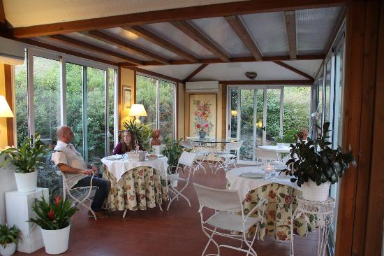 Marignolle Relais & Charme: The breakfast/dining room