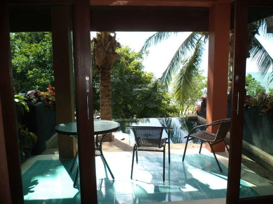 Arawan Krabi Beach Resort: our private pool