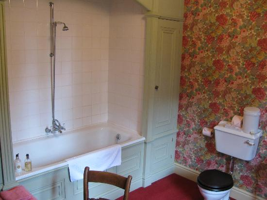 Worthenbury Manor B&B: Bathroom