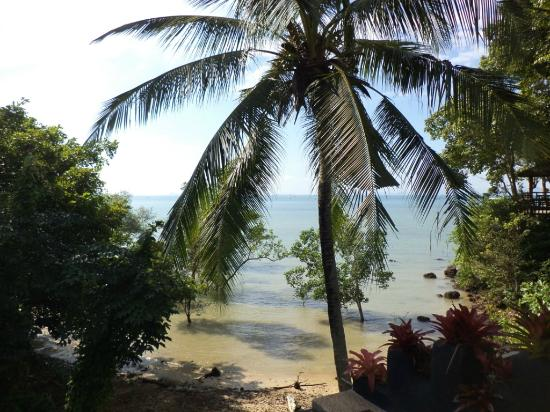 Arawan Krabi Beach Resort: view from our room