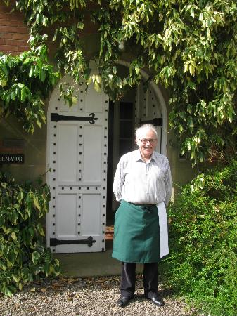 Worthenbury Manor B&B: Host Ian Taylor