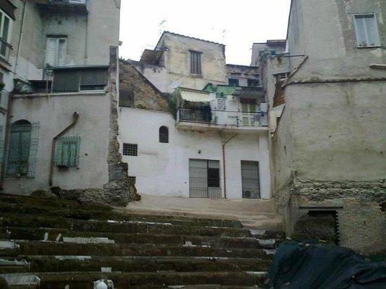 Teatro Greco-Romano : Foto delle gradinate