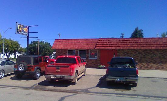 Webo's Restaurant: Webos, Linton ND