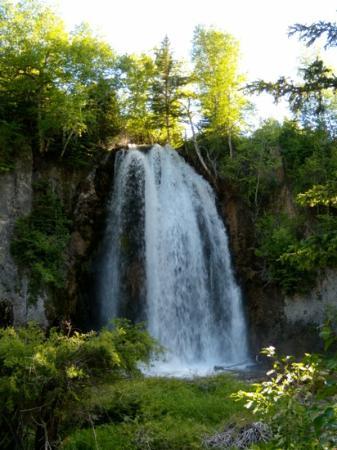 Spearfish Canyon Falls