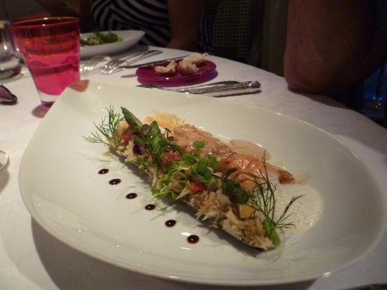 Relais & Chateaux - Hostellerie de Levernois : Main course