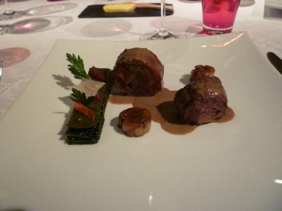 Relais & Chateaux - Hostellerie de Levernois : Great food