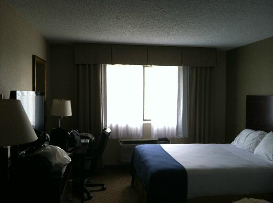 Holiday Inn Express Sault Ste. Marie: room
