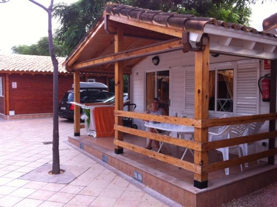 Bonterra Park Camping and Bungalows: chalet n 6