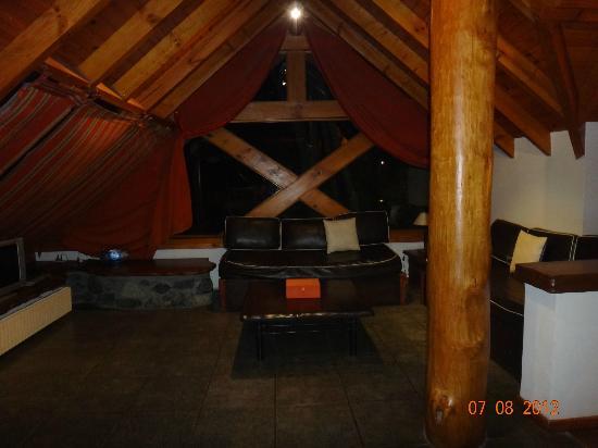 Punta Manzano: living