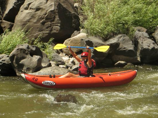 Cottam's Rio Grande Rafting: Funyacking with Cottam's near Taos New Mexico