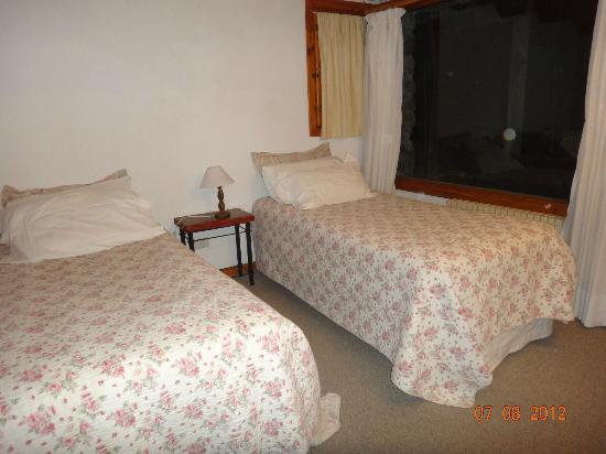 Punta Manzano : habitacion