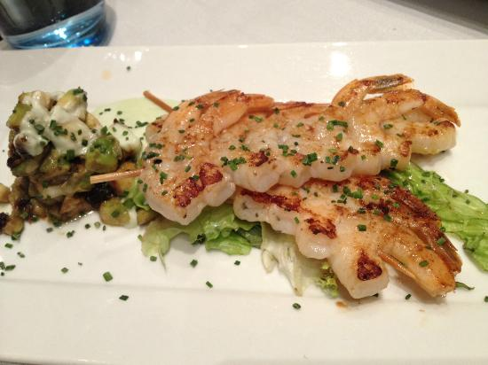 El Original : Grilled prawns