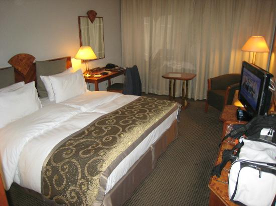Hotel Crowne Plaza Berlin City Centre: King room