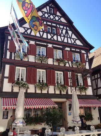 Wolfach, Allemagne : Hotel front