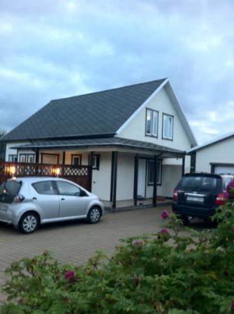 Guesthouse Nonni: la casa