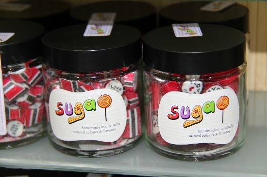 Suga-Melbourne Candy Kitchen: @A_N_S_A_R_Y Suga Candy Shop # Melbourne