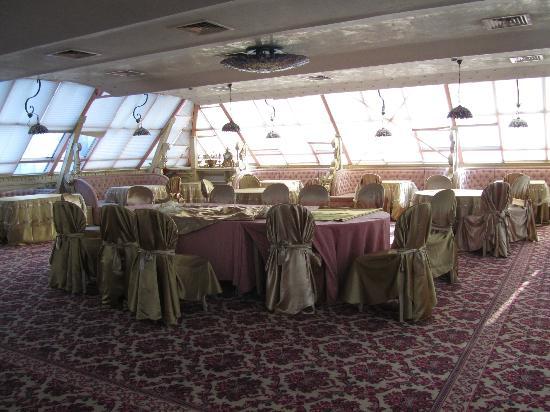 Hotel Maritza: Salle de restaurant