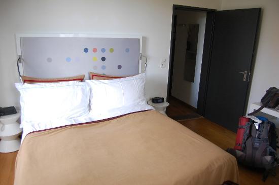 Plattenhof Hotel: Bed