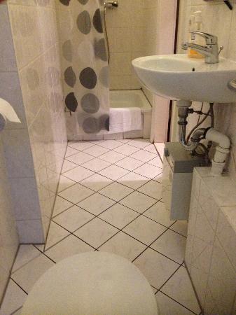 AS Apartmenthaus: Bathroom