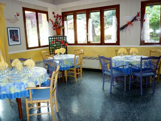 Hotel Saint Clair : Dining area