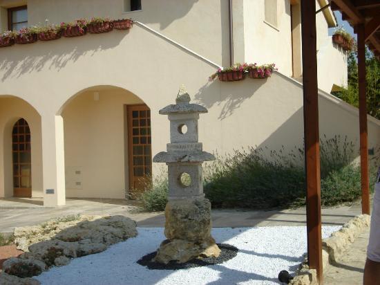 Albergo Villaggio Olistico Fontemaya: Ingresso Villaggio