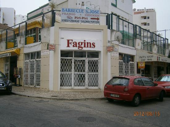 FAGINS FISH AND CHIP SHOP : Fagins Fish and Chips. Well worth a visit