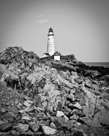 Boston Light: rock