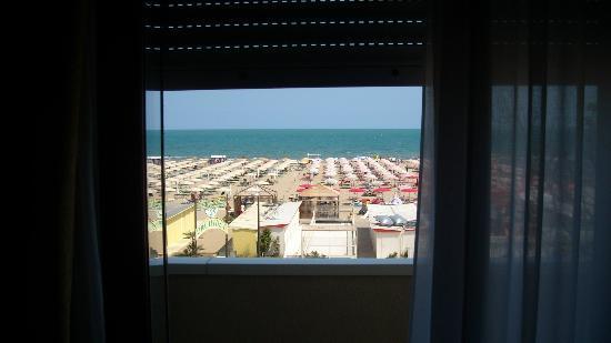 Hotel Astor: Panorama dalla camera