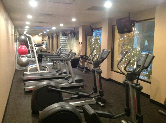 Salvatore's Garden Place Hotel, an Ascend Hotel Collection Member: New Fitness Center 2012