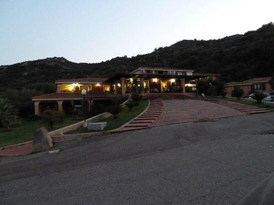 Hotel Birdesu: Il Birdesu di sera