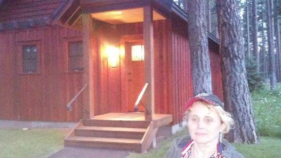 Five Pine Lodge & Spa: Our Patio Cabin