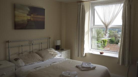 The Donnington Guesthouse: A double ensuite room