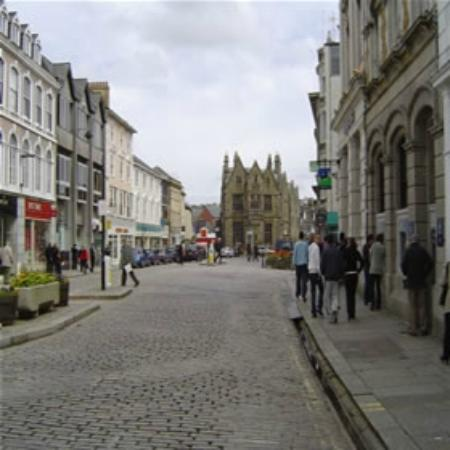 The Donnington Guesthouse: Truro city centre, Cornwall