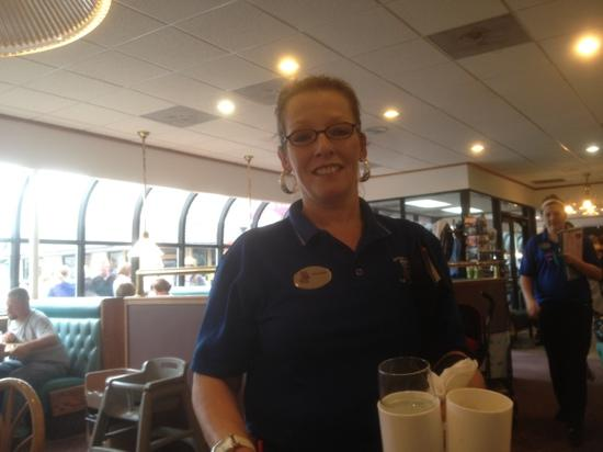 Pig 'N Pancake: Twilene was our most wonderful server and trusted friend!