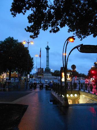 Hotel Pavillon Bastille: в 5 минутах ходьбы от отеля