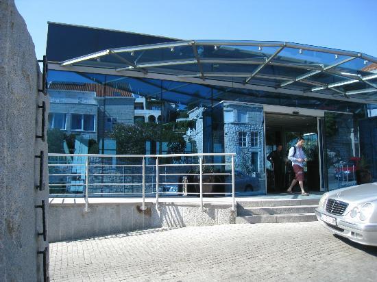 Hotel Bellevue Dubrovnik: FACHADA