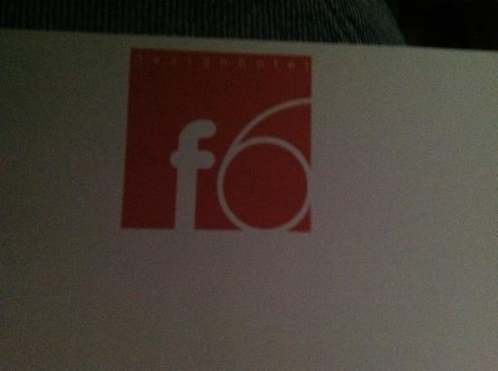 Design Hotel F6: conta...sem valores