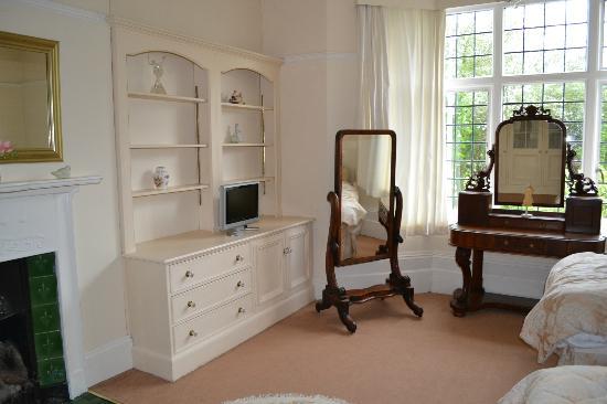 Ormonde House: Bedroom