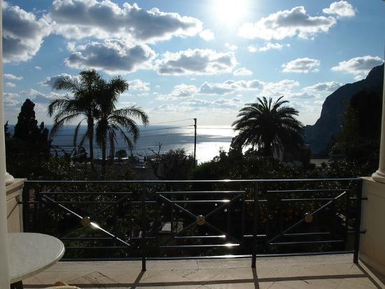Hotel La Certosella: Balcony