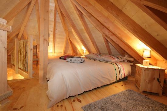 Cabanes Perchées dans les Arbres : Cabane Domme