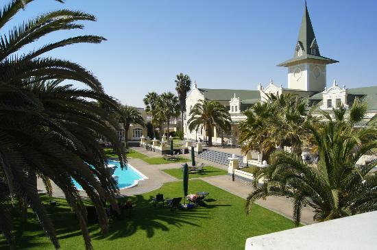 Swakopmund Hotel: Zimmeraussicht