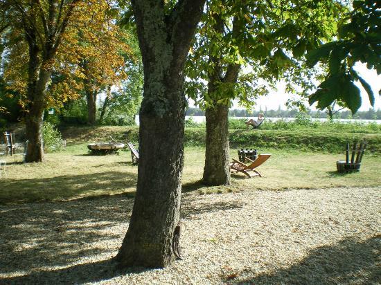 Chateau la Vieille Chapelle: un jardin enchanteur