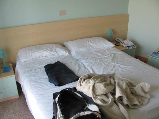 Hotel Eden : letto comodissimo
