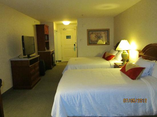 Hilton Garden Inn Tri-Cities/Kennewick : Room from another view
