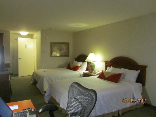 Hilton Garden Inn Tri-Cities/Kennewick : Room