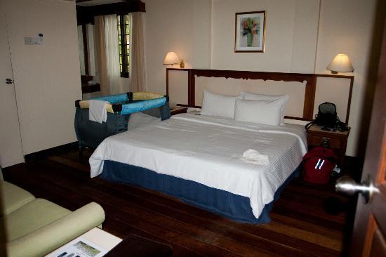 Berjaya Tioman Resort: superior room