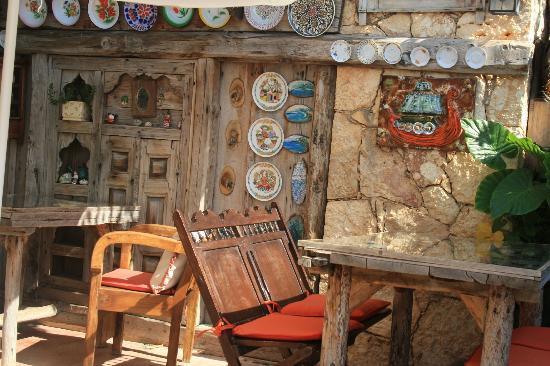 Hotel Fidanka: Garden
