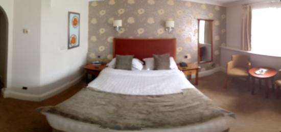 Hawkwell House Hotel: bedroom 224