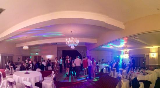 Hawkwell House Hotel: function room